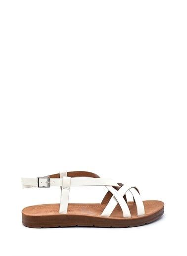 Derimod Spor Sandalet Beyaz